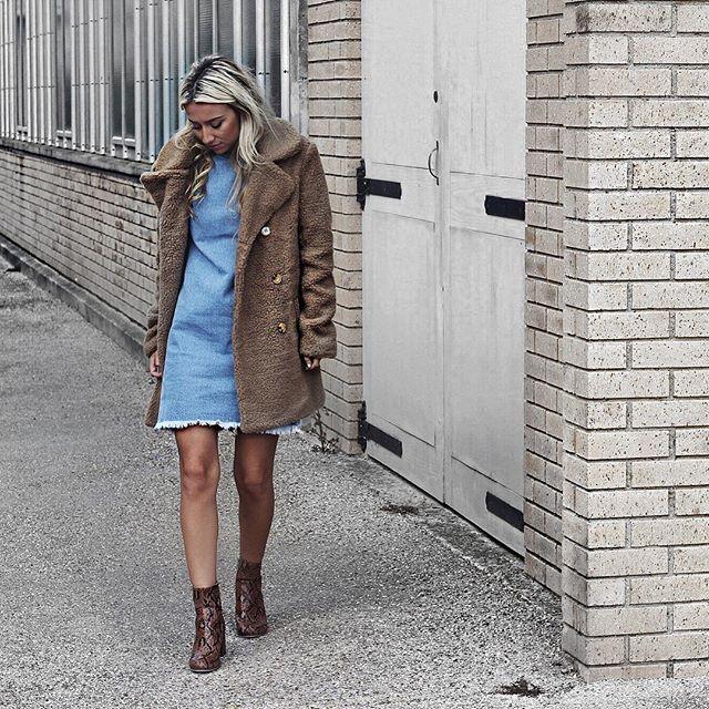 OOTD Fur Coat